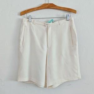 Ladies Tommy Bahama Lucky Penny Silk Shorts 10